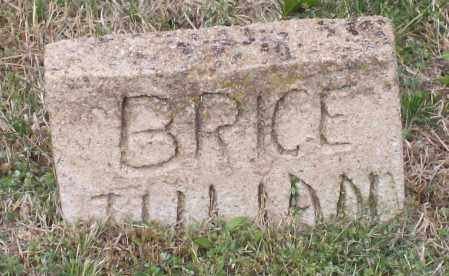 UNKNOWN, BRICE WILLIAM - Lawrence County, Arkansas | BRICE WILLIAM UNKNOWN - Arkansas Gravestone Photos