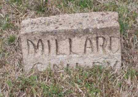 UNKNOWN, MILLARD - Lawrence County, Arkansas | MILLARD UNKNOWN - Arkansas Gravestone Photos