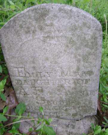 SLUDER, EMILY MAY - Lawrence County, Arkansas | EMILY MAY SLUDER - Arkansas Gravestone Photos
