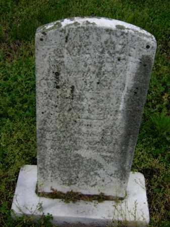 UNKNOWN, EVIE - Lawrence County, Arkansas   EVIE UNKNOWN - Arkansas Gravestone Photos