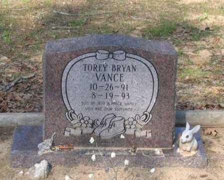VANCE, TOREY BRYAN - Lawrence County, Arkansas | TOREY BRYAN VANCE - Arkansas Gravestone Photos