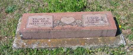 VANDAM, EVELYN JEROME - Lawrence County, Arkansas | EVELYN JEROME VANDAM - Arkansas Gravestone Photos