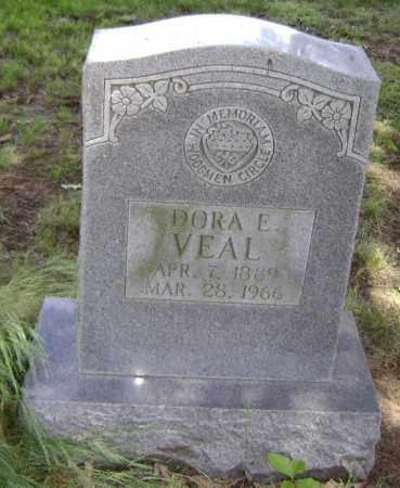 VEAL, DORA E. - Lawrence County, Arkansas | DORA E. VEAL - Arkansas Gravestone Photos