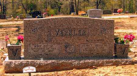 "VERKLER, JR., WAVERLY EDWARD ""WAVE ED"" - Lawrence County, Arkansas 
