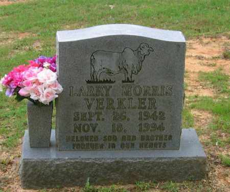 VERKLER, LARRY MORRIS - Lawrence County, Arkansas | LARRY MORRIS VERKLER - Arkansas Gravestone Photos