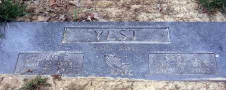 VEST, VERA INEZ - Lawrence County, Arkansas | VERA INEZ VEST - Arkansas Gravestone Photos