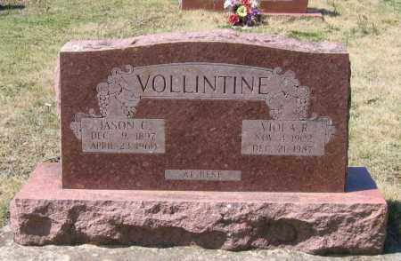VOLLINTINE, VIOLA R. - Lawrence County, Arkansas | VIOLA R. VOLLINTINE - Arkansas Gravestone Photos