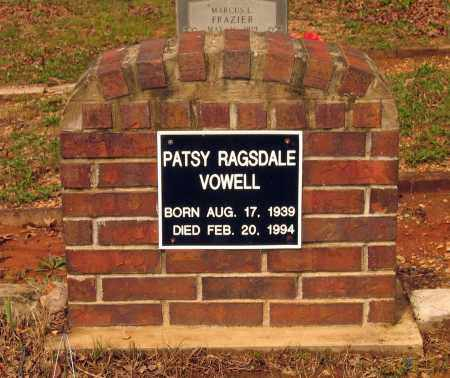VOWELL, PATSY - Lawrence County, Arkansas | PATSY VOWELL - Arkansas Gravestone Photos