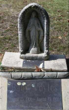 VOYLES, JEFFREY - Lawrence County, Arkansas   JEFFREY VOYLES - Arkansas Gravestone Photos