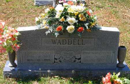 COLLINS WADDELL, ADDIE MAE - Lawrence County, Arkansas | ADDIE MAE COLLINS WADDELL - Arkansas Gravestone Photos