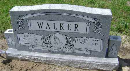 WALKER, BILLY J. - Lawrence County, Arkansas | BILLY J. WALKER - Arkansas Gravestone Photos