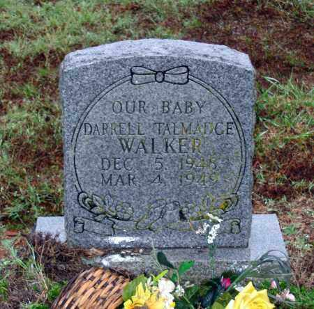 WALKER, DARRELL TALMADGE - Lawrence County, Arkansas | DARRELL TALMADGE WALKER - Arkansas Gravestone Photos