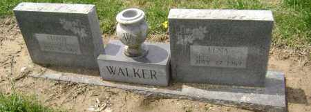 WALKER, FLOYD - Lawrence County, Arkansas | FLOYD WALKER - Arkansas Gravestone Photos