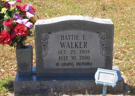 WALKER, HATTIE LORETTA - Lawrence County, Arkansas | HATTIE LORETTA WALKER - Arkansas Gravestone Photos