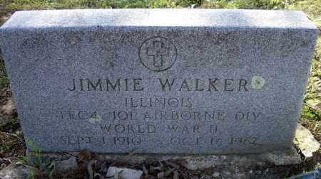 WALKER (VETERAN), JIMMIE - Lawrence County, Arkansas | JIMMIE WALKER (VETERAN) - Arkansas Gravestone Photos
