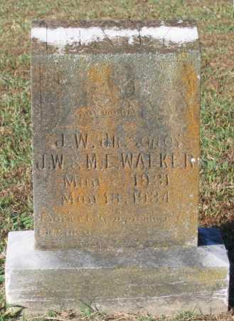 WALKER, JR., J. W. - Lawrence County, Arkansas | J. W. WALKER, JR. - Arkansas Gravestone Photos