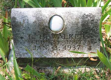 "WALKER, LOUIS HUFFMAN ""L. H."" - Lawrence County, Arkansas 