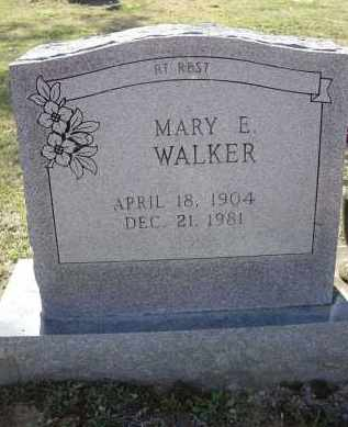 WALKER, MARY E. - Lawrence County, Arkansas | MARY E. WALKER - Arkansas Gravestone Photos