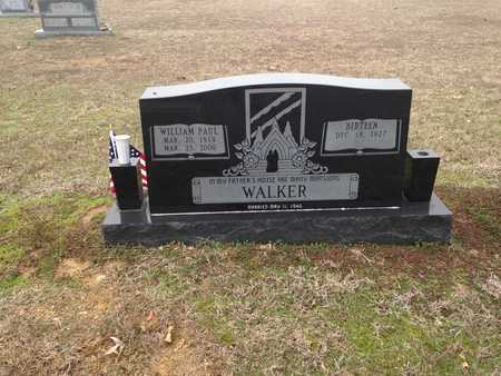 WALKER, WILLIAM PAUL - Lawrence County, Arkansas | WILLIAM PAUL WALKER - Arkansas Gravestone Photos