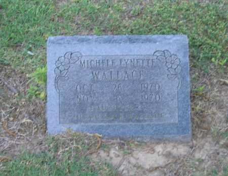 WALLACE, MICHELE LYNETTE - Lawrence County, Arkansas   MICHELE LYNETTE WALLACE - Arkansas Gravestone Photos