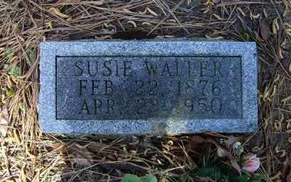 CASTLEMAN WALLER, SUSIE - Lawrence County, Arkansas | SUSIE CASTLEMAN WALLER - Arkansas Gravestone Photos