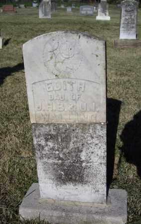 WALLING, EDITH - Lawrence County, Arkansas   EDITH WALLING - Arkansas Gravestone Photos