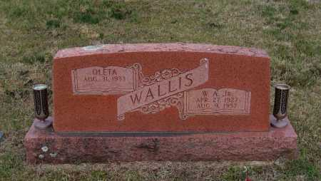 "WALLIS, JR., WILLIAM ALBERT ""WILLIE"" - Lawrence County, Arkansas 