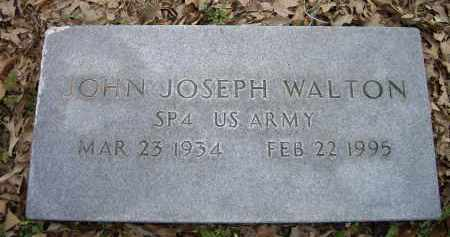 WALTON (VETERAN), JOHN JOSEPH - Lawrence County, Arkansas | JOHN JOSEPH WALTON (VETERAN) - Arkansas Gravestone Photos