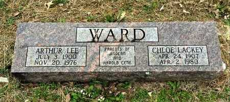 WARD, ARTHUR LEE - Lawrence County, Arkansas | ARTHUR LEE WARD - Arkansas Gravestone Photos