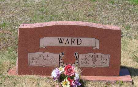 "WARD, CHARLES BENJAMIN ""CHARLIE"" - Lawrence County, Arkansas 
