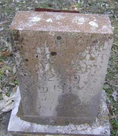WARD, HERMAN - Lawrence County, Arkansas   HERMAN WARD - Arkansas Gravestone Photos