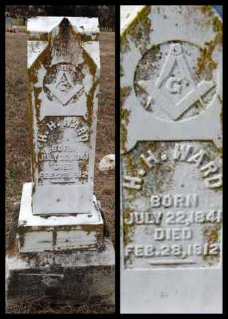 WARD, HENRY HAROLD - Lawrence County, Arkansas   HENRY HAROLD WARD - Arkansas Gravestone Photos