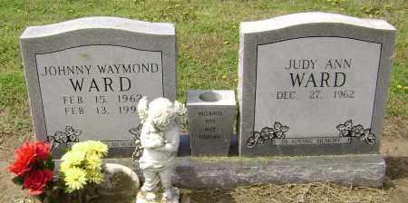 WARD, JOHNNY WAYMOND - Lawrence County, Arkansas | JOHNNY WAYMOND WARD - Arkansas Gravestone Photos