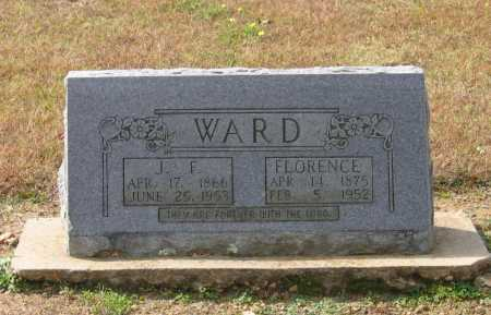 WARD, JOHNSON FRANKLIN - Lawrence County, Arkansas | JOHNSON FRANKLIN WARD - Arkansas Gravestone Photos