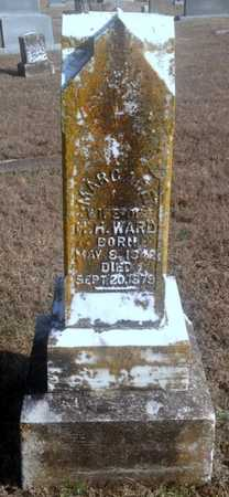WARD, MARGARET - Lawrence County, Arkansas | MARGARET WARD - Arkansas Gravestone Photos