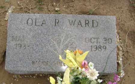 WARD, OLA ROWLAND - Lawrence County, Arkansas | OLA ROWLAND WARD - Arkansas Gravestone Photos