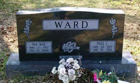 WARD, PAUL L. - Lawrence County, Arkansas | PAUL L. WARD - Arkansas Gravestone Photos