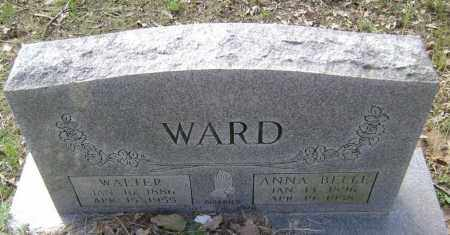 WARD, WALTER - Lawrence County, Arkansas | WALTER WARD - Arkansas Gravestone Photos