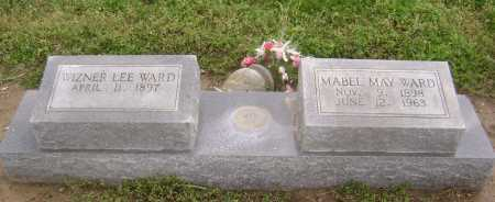 SOUTH WARD, MABLE MAY - Lawrence County, Arkansas | MABLE MAY SOUTH WARD - Arkansas Gravestone Photos