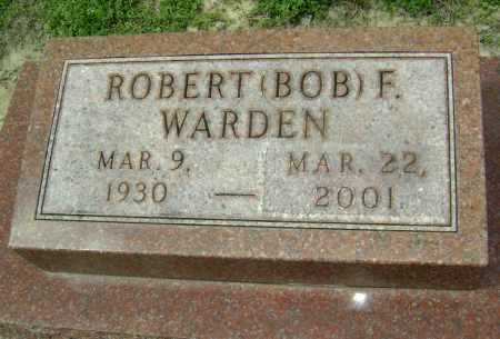"WARDEN, ROBERT F. ""BOB"" - Lawrence County, Arkansas 