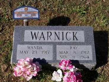 MARTIN, WANDA V. HOUSDAN WARNICK - Lawrence County, Arkansas | WANDA V. HOUSDAN WARNICK MARTIN - Arkansas Gravestone Photos