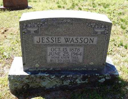 WASSON, JESSIE L. - Lawrence County, Arkansas | JESSIE L. WASSON - Arkansas Gravestone Photos