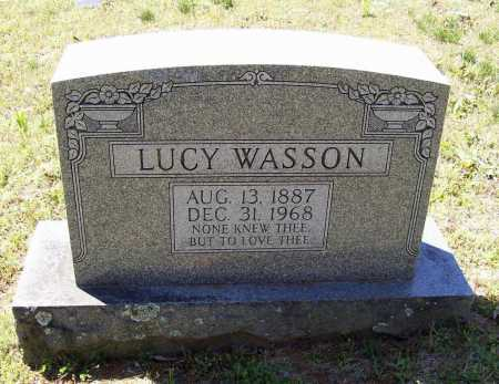 WASSON, LUCY - Lawrence County, Arkansas | LUCY WASSON - Arkansas Gravestone Photos