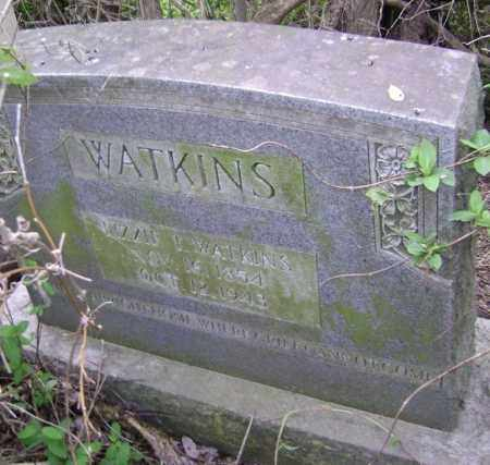 WATKINS, LIZZIE T. - Lawrence County, Arkansas | LIZZIE T. WATKINS - Arkansas Gravestone Photos