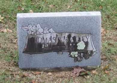 WATLEY, THOMAS W. - Lawrence County, Arkansas | THOMAS W. WATLEY - Arkansas Gravestone Photos