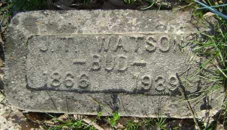 "WATSON, JOHN TIM ""BUD"" - Lawrence County, Arkansas 
