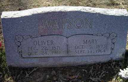 WATSON, MARY MELVINA OSBURN WHITMIRE - Lawrence County, Arkansas | MARY MELVINA OSBURN WHITMIRE WATSON - Arkansas Gravestone Photos
