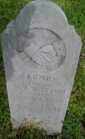 WATSON, RACHEL - Lawrence County, Arkansas | RACHEL WATSON - Arkansas Gravestone Photos