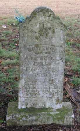 "BARKER WATTS, CINTHIA L ""CINTHY"" - Lawrence County, Arkansas 