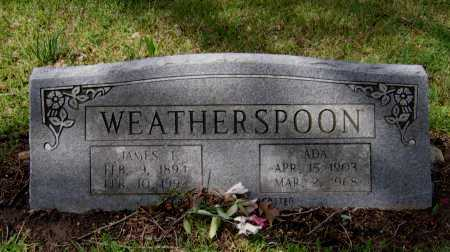 WEATHERSPOON, ADA - Lawrence County, Arkansas | ADA WEATHERSPOON - Arkansas Gravestone Photos